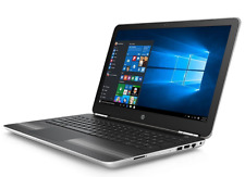 "HP 15-au063nr Laptop Intel i7-6500U 15.6"" FHD 12GB 1TB DVDRW Backlit Windows 10"