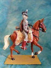 Lead toy soldier - Soldat de plomb - Hussard premier empire (1)