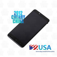 USA For ZTE Blade X Max Z983 Assembly Frame LCD Display Touch Screen Digitizer