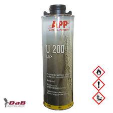 U200 UBS Steinschlagschutz / Unterbodenschutz APP 050101 schwarz 1 Liter