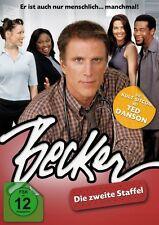 Becker - Staffel 2 - 3 DVD`s - Neu u. OVP