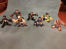 Marvel Hasbro Iron Man Lot 7 Imaginext  Super Hero Squad. Spider-Man Mandarin
