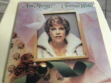 Anne Murray Christmas Wishes Promo Vinyl LP, Capital, 1981