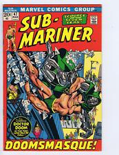 Sub-Mariner #47 Marvel 1972