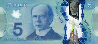 Canada, 2013 5 Dollars BC-69b  (Unc)