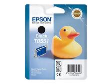 Epson C13T05514010 T0551 Druckerpatrone schwarz D