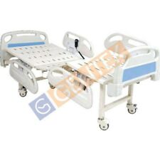 Medical Hospital Icu Electric Fowler Bed Heavy Duty Abs Panel Gm 7005 Iso 9001