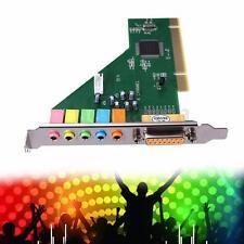 Markenlose interne Computer-Soundkarten und 5.1 Kanälen