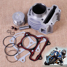 New Big Bore Kit Cylinder Piston Rings fit for Scooter Moped GY6 50 60 80 139QMB