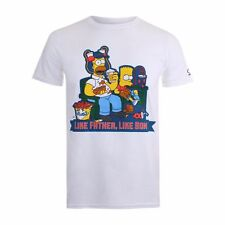 """The Simpsons """"why You Little"""" Mens Tshirt 2xl"""