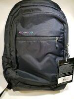 JWorld New York Unisex  Benson Laptop Backpack Black Size OSFA