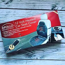 APOLLO PRECISION TOOLS HEATED CAR SEAT WARMER COVER