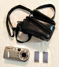Sony Cyber Shot DSC-P92 Digital Camera With Case