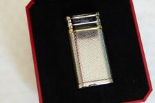 Cartier Trinity Decor Lighter - Silver Plated  comes Boxed + Booklet