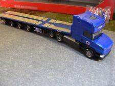 1/87 Herpa Scania Hauber Hochtief Teletrailer-Sattelzug 152709
