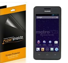 6X Supershieldz HD Clear Screen Protector Shield For HUAWEI Ascend Plus H881c