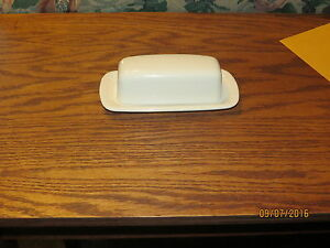 Pfaltzgraff Covered Butter Dish Heritage
