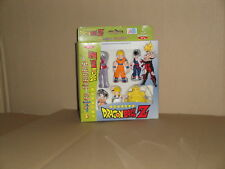 DRAGON BALL Z SUPER GUERERO BY AB TOYS COFFRET # 4 WHEN SIX FIGURES NEW IN BOX