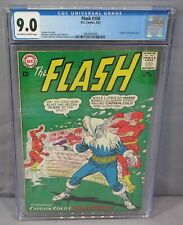 THE FLASH #150 (Captain Cold appearance) CGC 9.0 VF/NM DC Comics 1965