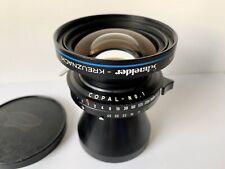 Schneider-Kreuznach Super Symmar HM 150mm F/5.6 MC Large Format Lens Mint