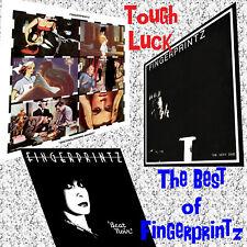 Fingerprintz - Tough Luck (Best Of Fingerprintz) CD [2019 Renaissance Records]