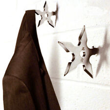 Ninja Throwing Death Star Coat Hook / Ninja Star Coat Hook