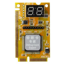 Comprobador Portátil Pro - Puerto Mini PCI / Mini Pcie / Lpc