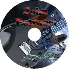 JOHN PETRUCCI BASS & GUITAR TAB CD TABLATURE GREATEST HITS BEST OF ROCK MUSIC