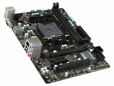MSI A68HM-E33 V2 AMD A68 Chipset Socket FM2 Micro ATX  Motherboard