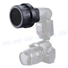 JJC Stacking Honeycomb Grid Flash Light Modifier For Canon 580EX I & II 600EX RT