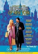 Sidewalks Of New York (DVD, 2012)EX RENTAL I CAN POST DISC, CASE AND ARTWORK FOR
