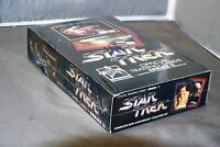 Star Trek Series 2 Trading Cards Completes the 25th Anniversary Set Sealed Box
