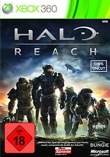 Halo: Reach (Microsoft Xbox 360, 2010, DVD-Box)