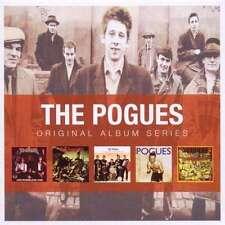 THE POGUES / ORIGINAL ALBUM SERIES * NEW 5 CD-SET * NEU *