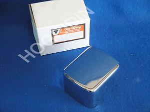 HARLEY DAVIDSON TWIN CAM SOFTAIL Chrome Coil Cover FXST FLST FLSTC FXSTC FLSTN