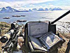 More details for sniper observation folder set - olive green