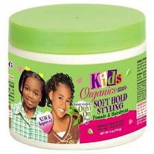House of Cheatham Kids Organics Soft Hold Styling Pomade and Hairdress 114 G
