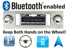 Bluetooth Enabled 63-64 Impala Bel Air 300 watt AM FM Stereo Radio iPod, USB