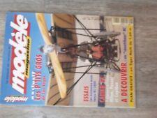 $$$ Revue modele magazine N°581 Plan encarte Tiger MothMilanPassajRC-2400