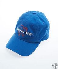 "*New/Tags VINEYARD VINES ""Jumping Bass"" Graphic BASEBALL HAT-CAP whale logo 1-SZ"