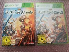 Battle VS Chess - XBOX 360 - Nuevo a estrenar edicion con funda