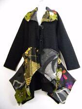 Plus Size 100% Wool Coats & Jackets for Women
