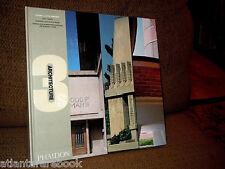 FRANK LLOYD WRIGHT Architecture 3s Phaidon Books 1st ED HC, NOT EX-LIB