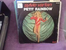 Sylvie Vartan - Petit Rainbow 45T