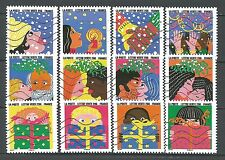 ˳˳ ҉ ˳˳FR88 France Happy New Year - Bonne Anne 2015 complete set