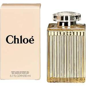 CHLOE SIGNATURE SHOWER GEL 200ML FOR HER- NEW & BOXED - FREE P&P - UK