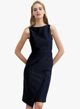 Next Navy Sparkle Pencil Dress 12T