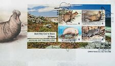 Australia Stamps, FDC, WWF 50 Years Australian Joint Territories Issue - 30/8/11