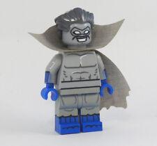 Custom - Gray Gargoyle - Marvel Super heroes grey minifigures on lego bricks