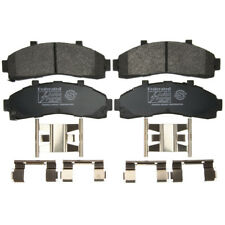 Disc Brake Pad Set Front Federated MD652